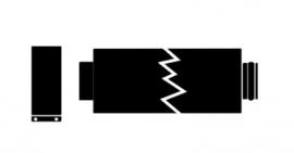 Vaillant Удлинительная труба с хомутом L=500 мм, DN 80/125 РР/ для конденсационных котлов