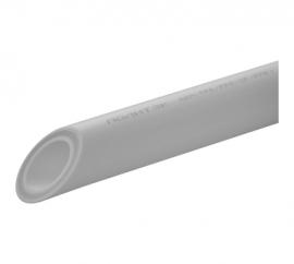 Политэк Труба полипропиленовая PP-R PN 25 (SDR 6) армированная (стекловолокно) 20x3,4