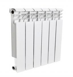 Алюминиевый секционный радиатор ROMMER Profi 350 (AL350-80-80) 6 секций