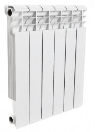 Алюминиевый секционный радиатор ROMMER Profi 500 (AL500-80-100) 4 секции