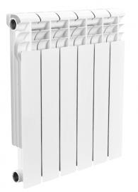 Биметаллический секционный радиатор ROMMER Profi Bm 500 (BI500-80-80-150) 6 секций