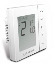 SALUS Термостат VS35W (белый) комнатный сенсорный, встраиваемый