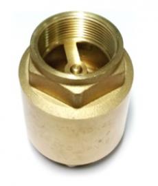 Itap EUROPA 100 1 Клапан обратный пружинный муфтовый с металлическим седлом