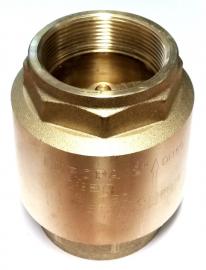 Itap EUROPA 100 2 Клапан обратный пружинный муфтовый с металлическим седлом