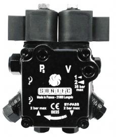 Baltur Насоc жидкотопливный двухступенчатый SUNTEC AT3 55A 9508 4P, 0005060082