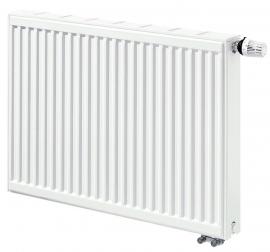 Стальной панельный радиатор Henrad 300/2000 22V PREMIUM, нижнее подключение
