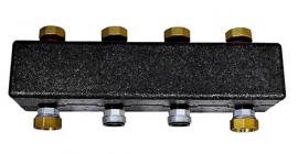 Meibes Коллектор распределительный до 3 отопительных контуров (поколение 8)