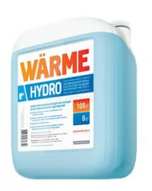 Warme Котловая вода АВТ-ГИДРО (деминерализованная вода) 20 кг