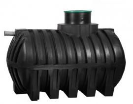 АКВАТЕК Емкость накопительная AquaStore-5, 5000л (черная)