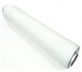 Vaillant Коаксиальная труба с хомутом L=2000 мм, DN 60/100