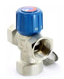 Watts AQUAMIX 6310C34 Клапан термостатический смесительный 25-50С, вн. 3/4