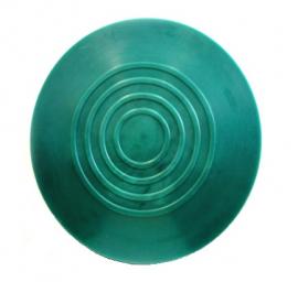 АКВАТЕК Крышка горловины септика ЛОС, цвет зеленый D500мм