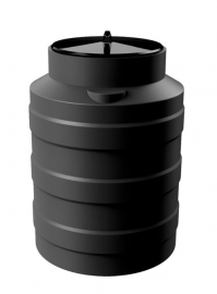 Polimer Group Бак для воды V 100 черный