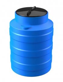 Polimer Group Бак (емкость) для воды V-100, синий