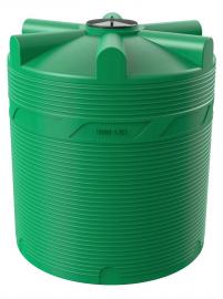 Polimer Group Бак (емкость) для воды V-6000, цвет зеленый