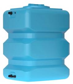АКВАТЕК Бак для воды ATP 500 синий (штуцера, поплавок)