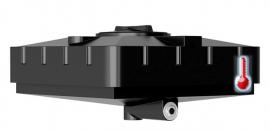 АКВАТЕК Бак для душа с лейкой 240л (950х950х440) с подогревом