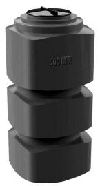 Polimer Group Бак (емкость) для воды F 500, черный