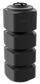 Polimer Group Бак (емкость) для воды F 1000, черный