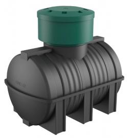 Polimer Group Емкость для подземного хранения дизтоплива DT 1000 с системой подачи топлива