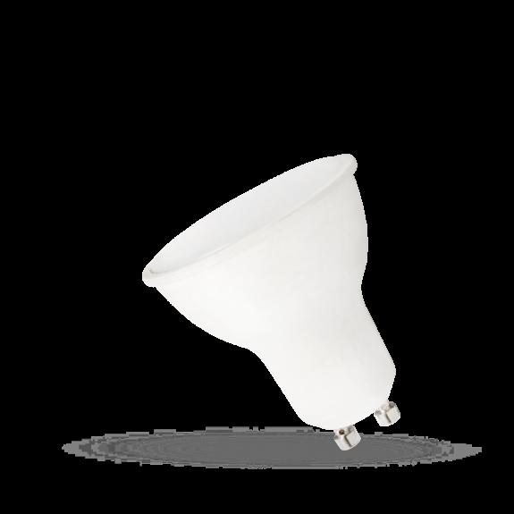 Светодиодная лампочка Spectrum LED GU10 230V 6W SMD, теплый свет