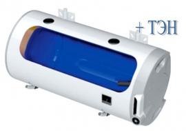 Drazice OKCV 160 model 2016 Накопительный водонагреватель (бойлер) комбинированного нагрева, настенный (правое исполнение) емкость в емкости