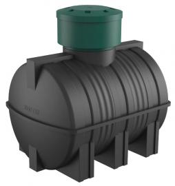 Polimer Group Емкость для подземного хранения дизтоплива DT 2000, с системой подачи топлива