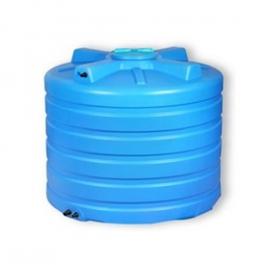 АКВАТЕК Бак для воды ATV 200 синий (штуцера)