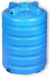 АКВАТЕК Бак для воды ATV 750 синий (штуцера)