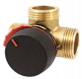 ESBE Клапан регулирующий поворотный 3-х ход. VRG132, DN25, нар.1 1/4, KVS 10 (11602500)