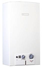 Газовый проточный водонагреватель Bosch Therm 6000 O WRD10-2 G23, розжиг от гидрогенератора