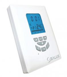 SALUS T105 Термостат с ЖК-дисплеем комнатный программируемый недельный