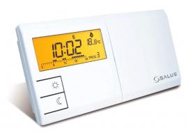SALUS 091FL Термостат с ЖК-дисплеем комнатный программируемый недельный