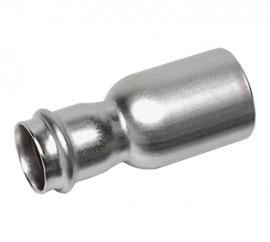 Sanha 9243 пресс-фит. нерж.сталь, ниппель ВПр-НПр, 22ax15
