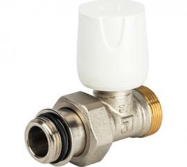 Luxor easy RD 118 (RD 108) (RD 105) 1/2 кран регулирующий линейный для пластиковых труб