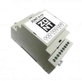 ЭВАН Термостат GSM-Climate ZONT-H1V DIN