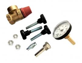 SUNSYSTEM Монтажный комплект SK VIII для напольных водонагревателей 750л