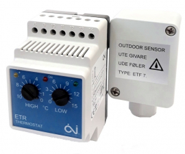 THERMO Термостат ETR/F-1447A с выносным датчиком температуры