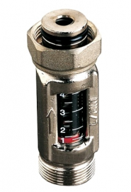 LUXOR TM 4005 3/4х3/4 Расходомер-регулятор коллектора на линию подачи
