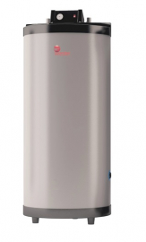 Wester Бойлер косвенного нагрева WHU 130 (ГВС 101л, нержавеющая сталь, емкость в емкости) настенный/напольный