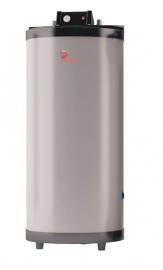 Wester Бойлер косвенного нагрева WHU 160 (ГВС 130л, нержавеющая сталь, емкость в емкости) настенный/напольный