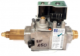 Adrian 2-40-103 Газовый блок комплектный SIT 840 SIGMA для ADRIAN-RAD A 50