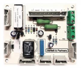 Adrian 2-80-400 Блок электромагнитной совместимости (ЕМС) Bertelli LC12 для ADRIAN-RAD E