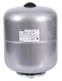 Мембранный бак (гидроаккумулятор) CIMM ACS CE 18, серый