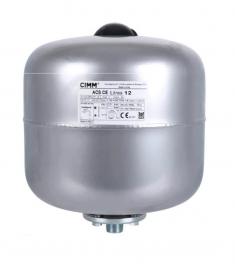 CIMM ACS CE 12 Мембранный бак (гидроаккумулятор) серый