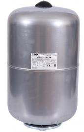 Мембранный бак (гидроаккумулятор) CIMM ACS CE 24, серый