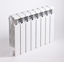 RIFAR Alum 350 Алюминиевый секционный радиатор 4 секции