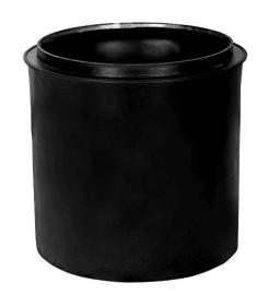 АКВАТЕК Удлинительное кольцо пластиковое для горловины септика ЛОС 500 мм