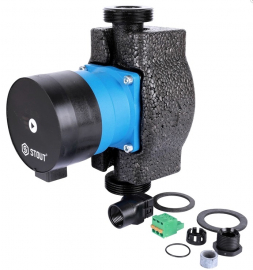 STOUT mini 25/40-180 (230B) Насос циркуляционный энергоэффективный с электронным управлением