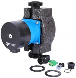 STOUT mini 25/60-180 (230B) Насос циркуляционный энергоэффективный с электронным управлением